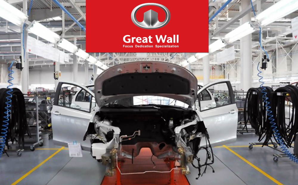 Great Wall crece en Europa.