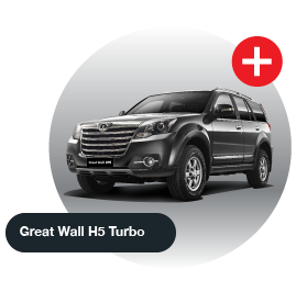 Great Wall H5 Turbo